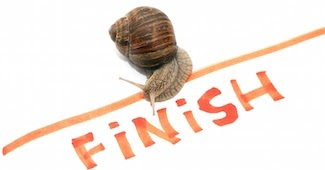 Getting Your Novel to the Finish Line (Part One: Getting Past Getting Stuck)