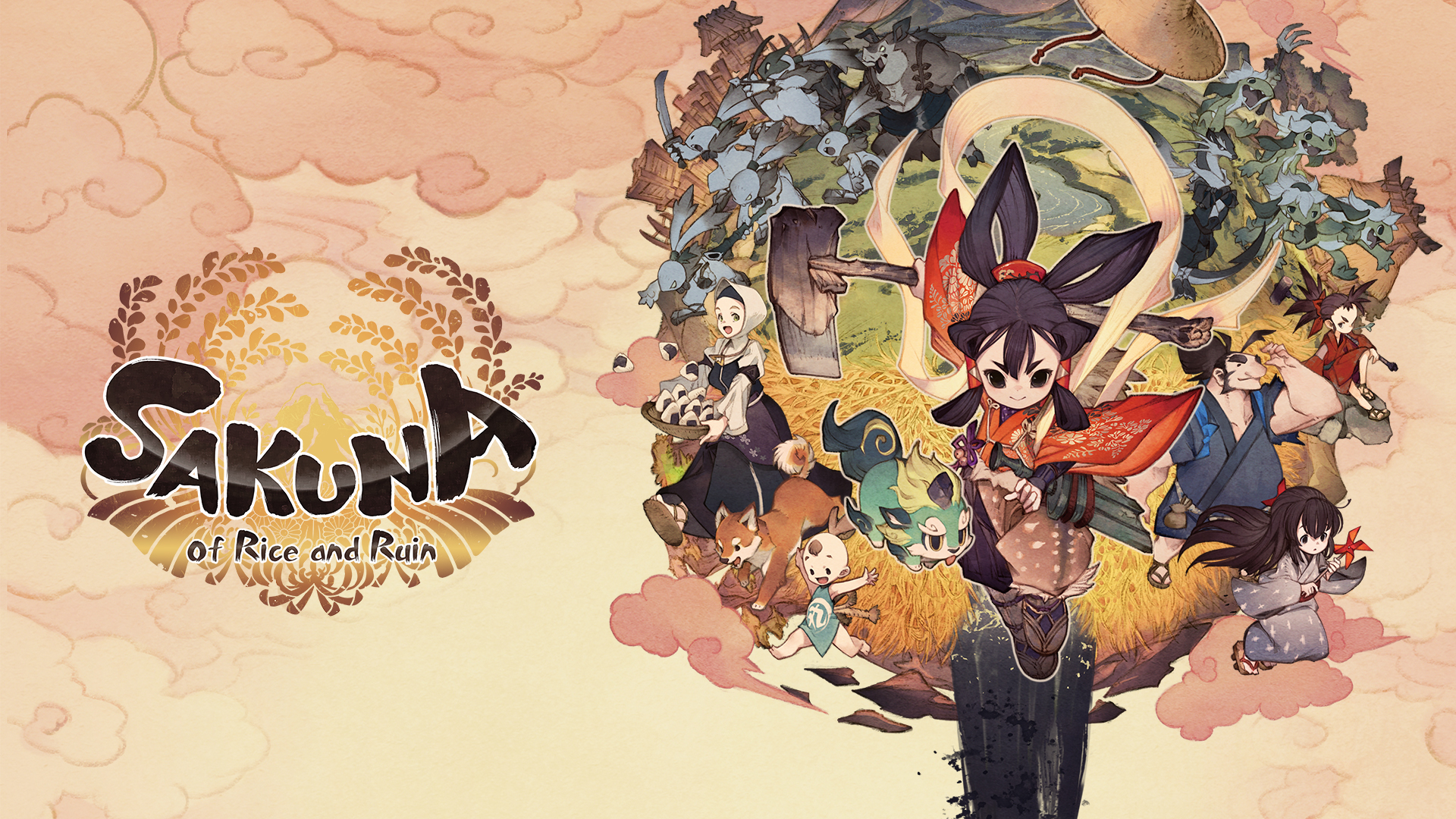 Sakuna: Of Rice and Ruin - All the important tips about growing rice & fighting