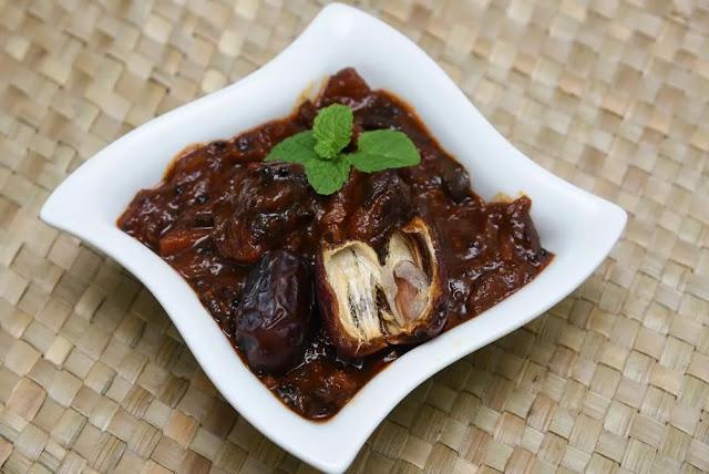 Khajoor Ki Chatni Recipe in Hindi