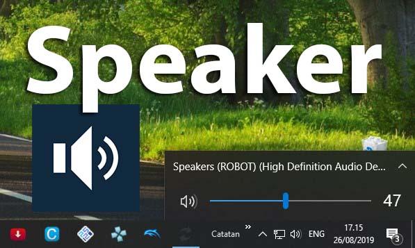 Suara speaker laptop tiba-tiba hilang? Coba cara ini gaes!