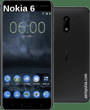 Nokia 6 - Ponsel Nokia Terbaru Smartphone Android 2017