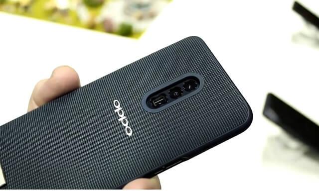 أوبو تستعد لإطلاق أول هاتف بكاميرا أمامية تحت الشاشة
