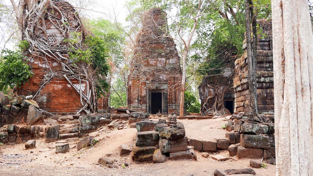 Euriental - Prasat Pram, Siem Reap, Cambodia