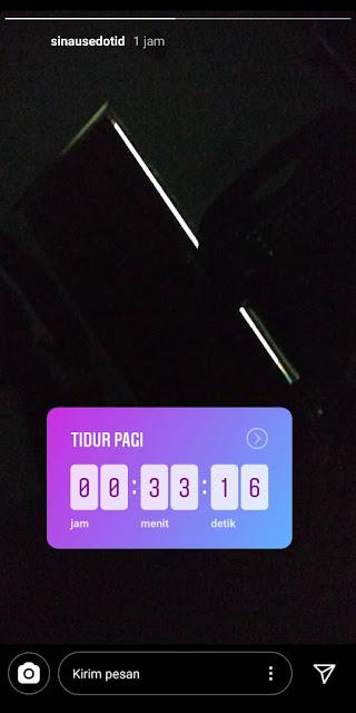 Cara Membuat Countdown Instagram 1