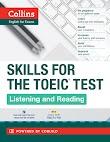 [Bản đẹp] Trọn bộ Collins - Skill for the TOEIC test (4 kỹ năng)