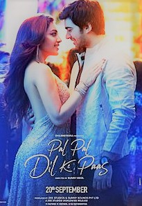 Pal Pal Dil Ke Paas lyrics - full video - Arijit Singh - Parampara Thakur