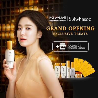 Amorepacific Launches Sulwhasoo on Lazada