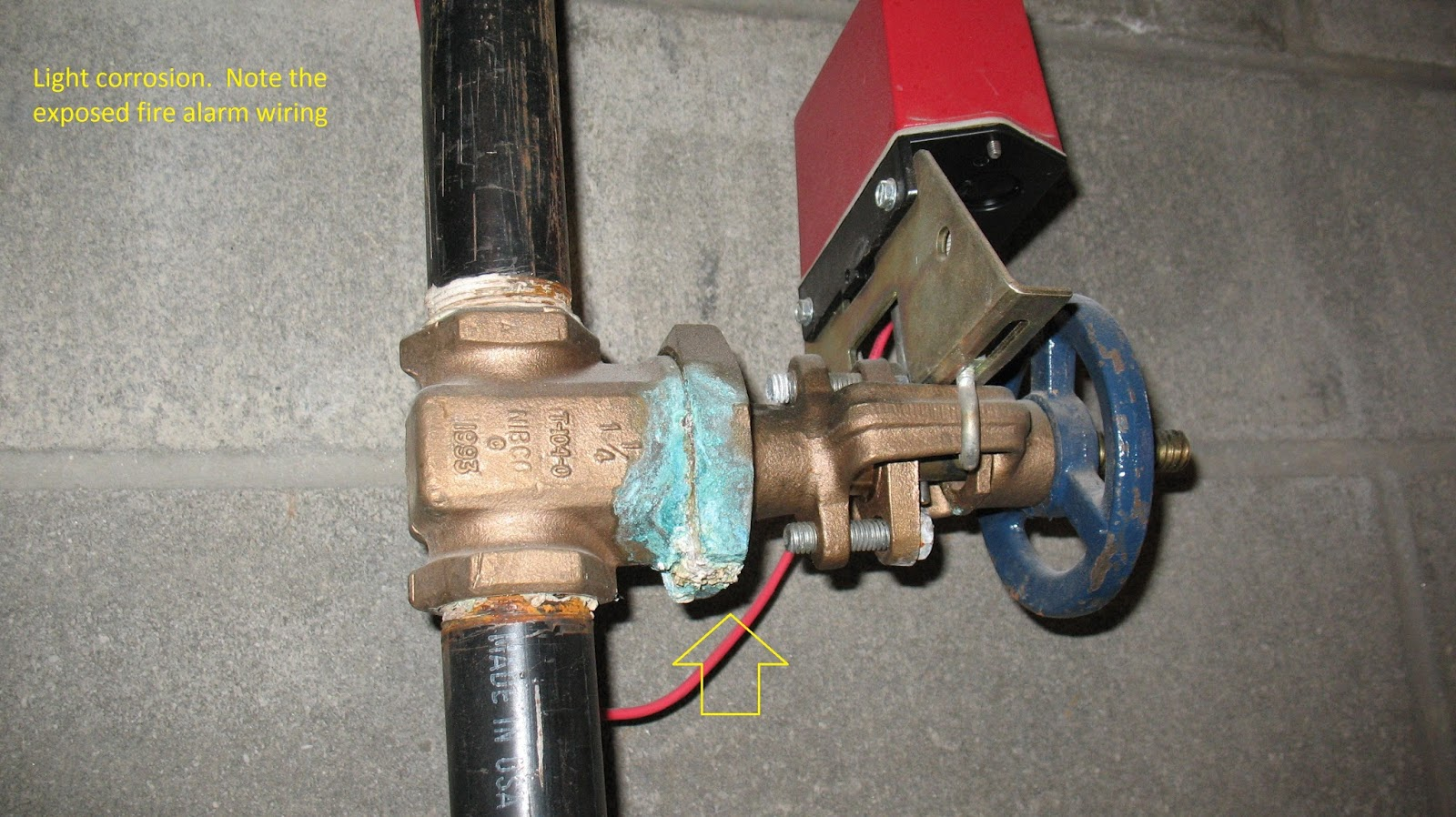 Fire Protection Deficiencies: Fire Alarm Wiring, Inspection, Testing ...
