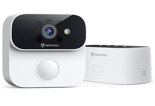 HeimVision 2K Ultra HD Color Night Vision Security Camera