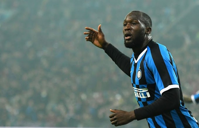 Lukaku: It was always a dream for me to play for Inter