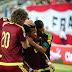 La Vinotinto no supo manejar el resultado y empató con Perú