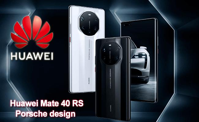 أقوى وأفخم هاتف من هواوي لحد الآن Huawei Mate 40 RS تعرف على سعره ومواصفاته!!