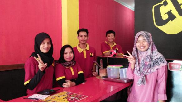 Lowongan Kerja Store Crew Geprek Jawara Cilegon