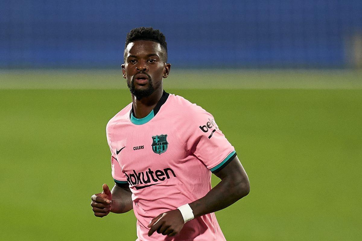 Barcelona vendió a Semedo al Wolverhampton inglés en 40 millones de euros