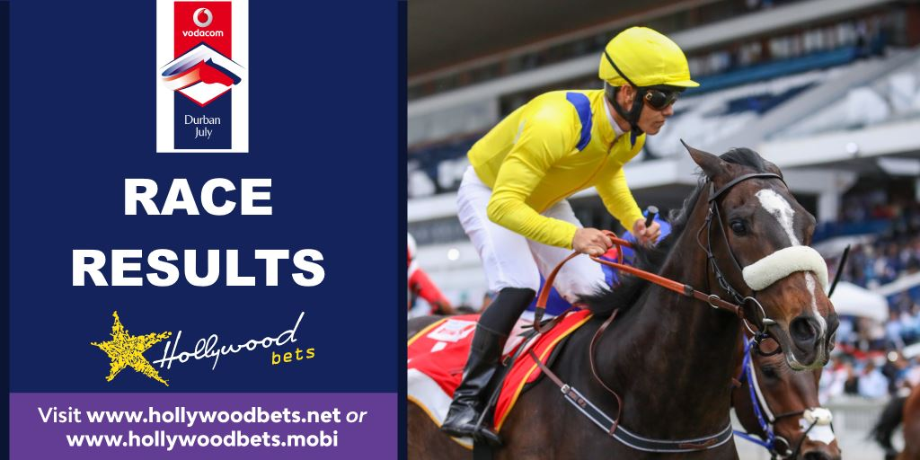 Jockey Rides Horse - Race Results Hollywoodbets