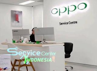 Alamat layanan service center Oppo Bandung
