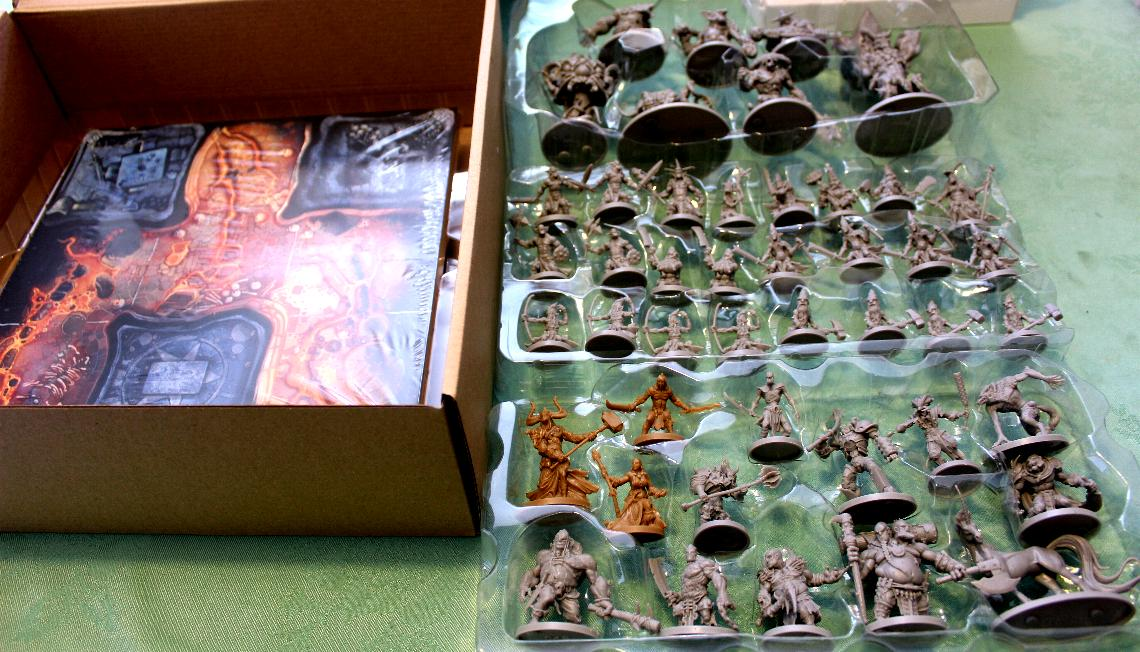 Vampifan S World Of The Undead Massive Darkness What I Got