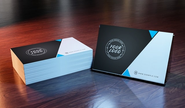 what to put on a business card designs
