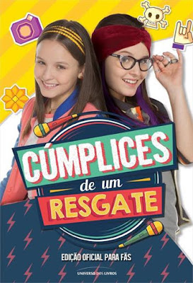 Na imagem: Capa do livro lançado nesta semana nas bancas de todo o Brasil