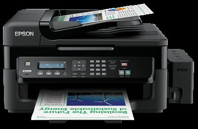 Image Epson L550 Printer Driver