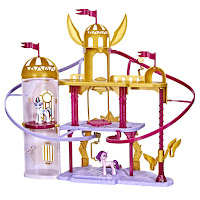 My Little Pony A New Generation Lights Shimmer Action Playset