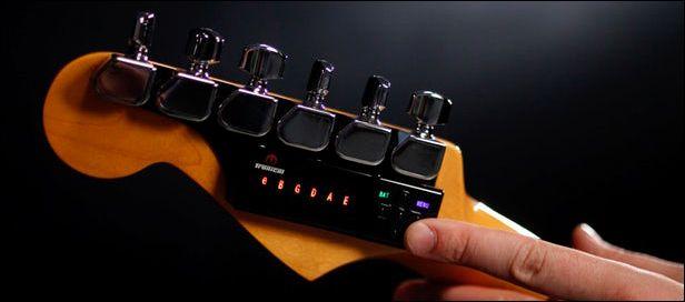 Clavijas Tronical para Guitarra Eléctrica