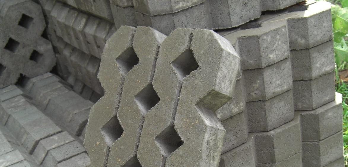 Jual Grass Block \/ Paving Taman ~ PabrikJual Paving BlockGrass BlockKansteenBuis BetonU-Ditch