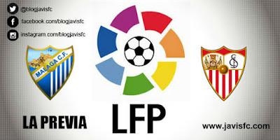 Previa Málaga CF - Sevilla FC