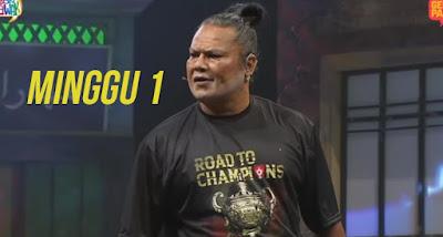 Tonton Maharaja Lawak Mega 2019 Minggu 1 Full