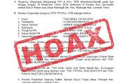 """Kabid Humas Polda NTB Pastikan Data FPI yang Tersebar di Sosial Media dan Medol """"Hoaks"""""""