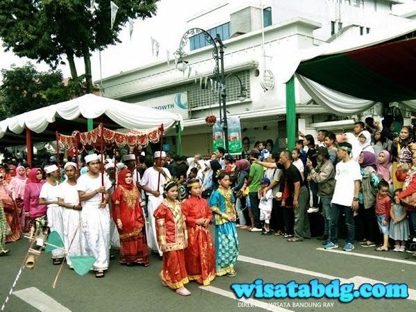 Festival Keraton Nusantara di Bandung Mei 2017