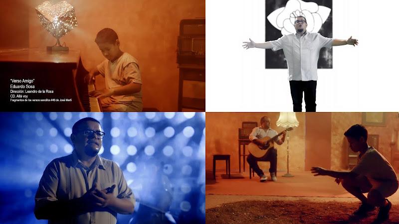 Eduardo Sosa - ¨Verso amigo¨ - Videoclip - Director: Leandro de la Rosa. Portal Del Vídeo Clip Cubano