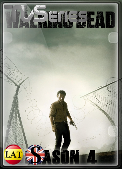 The Walking Dead (Temporada 4) HD 1080P LATINO/INGLES