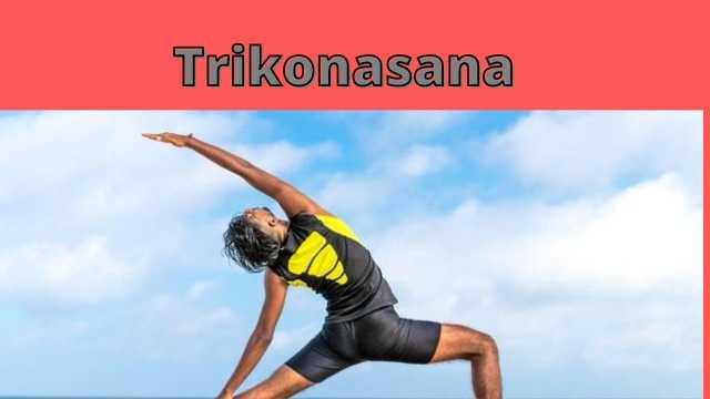 Parivrtta Trikonasana Benefits