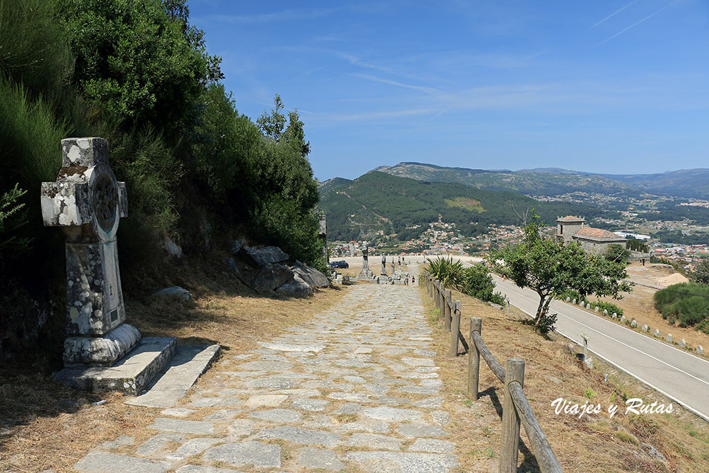 Via Crucis del Monte de Santa Tegra