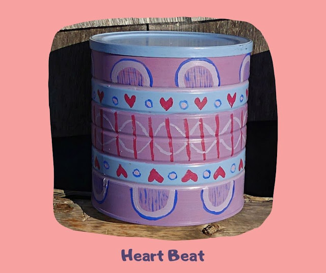 Heart Beat Pot by Minaz Jantz