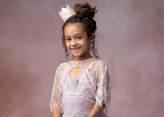 Chris Brown's daughter Royalty Brown
