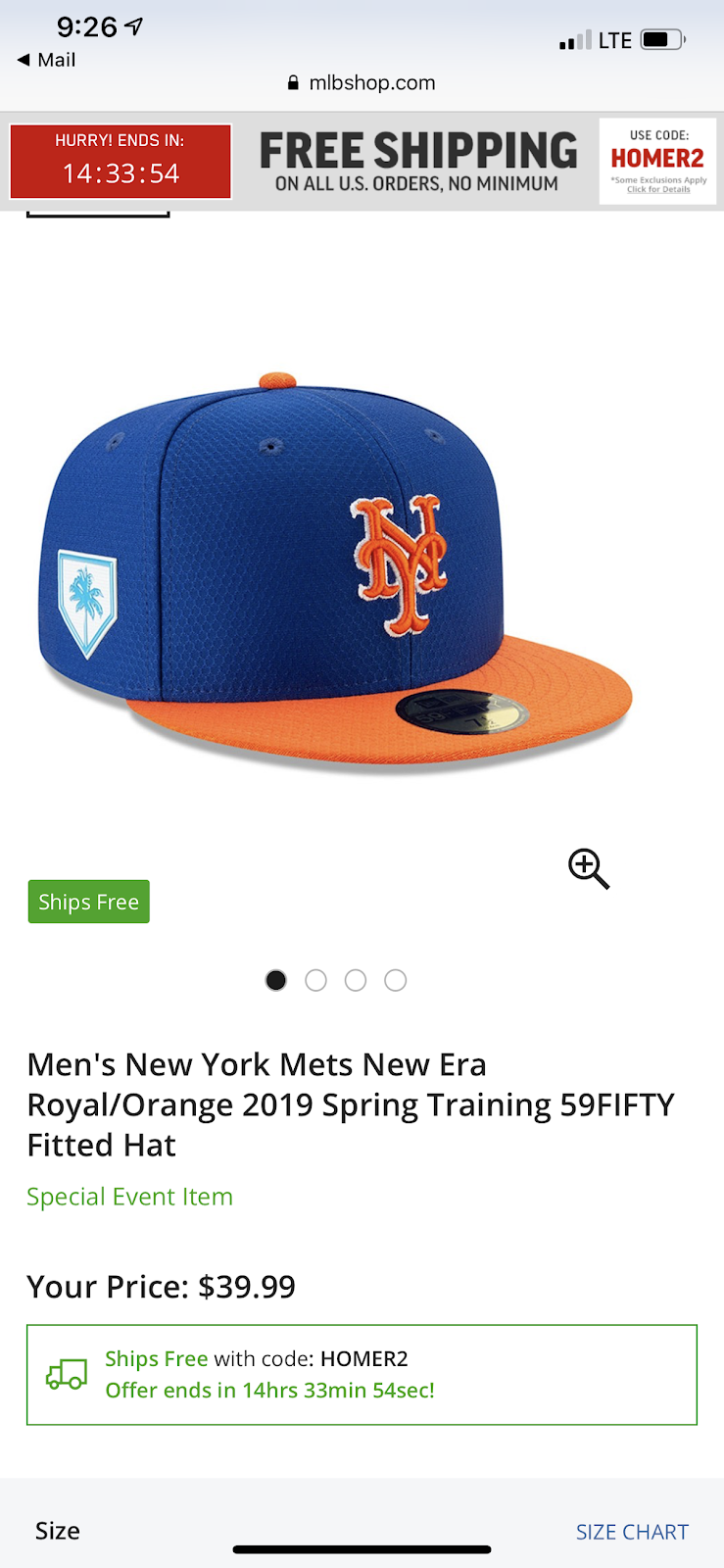 online store a3ae7 b7cdd TheMediagoon.com: Mets Spring Training Jerseys and Caps