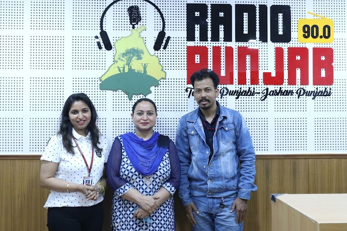 Radio Punjab 90.0 interacts with successful career women of Punjab under Dhiyaan Punjab Diyan initiative