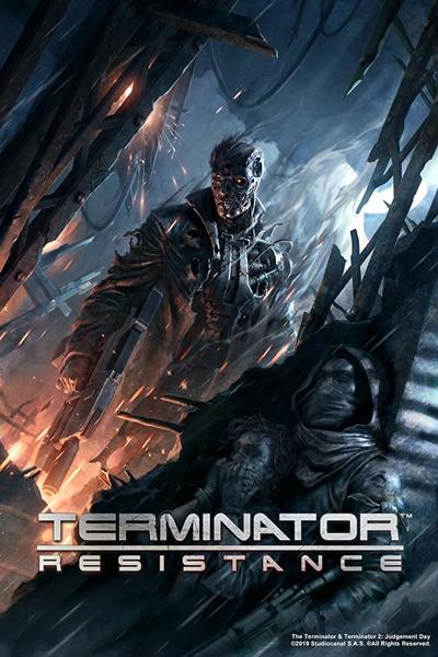 โหลดเกมส์ Terminator: Resistance