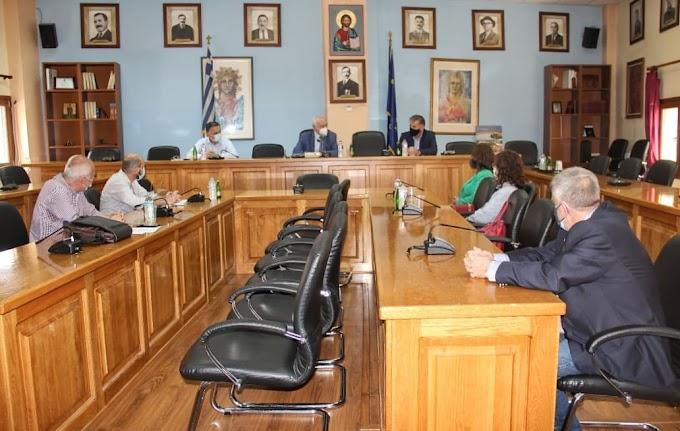Συνάντηση Δημάρχου Αμυνταίου με τον Γενικό Γραμματέα Επαγγελματικής Εκπαίδευσης και Δια βίου Μάθησης του Υπουργείου Παιδείας
