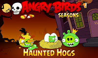 Angry Birds Season Haunted Hogs