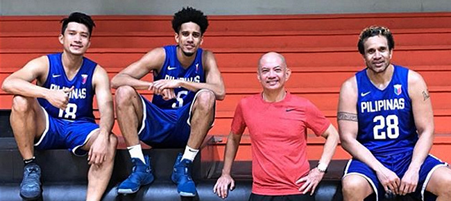 Yeng Guiao REACTS to 'Gilas Pilipinas' or 'Team Pilipinas' moniker (VIDEO)