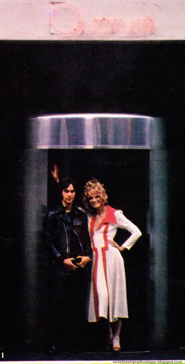 Ossie Clark fashion 1970s