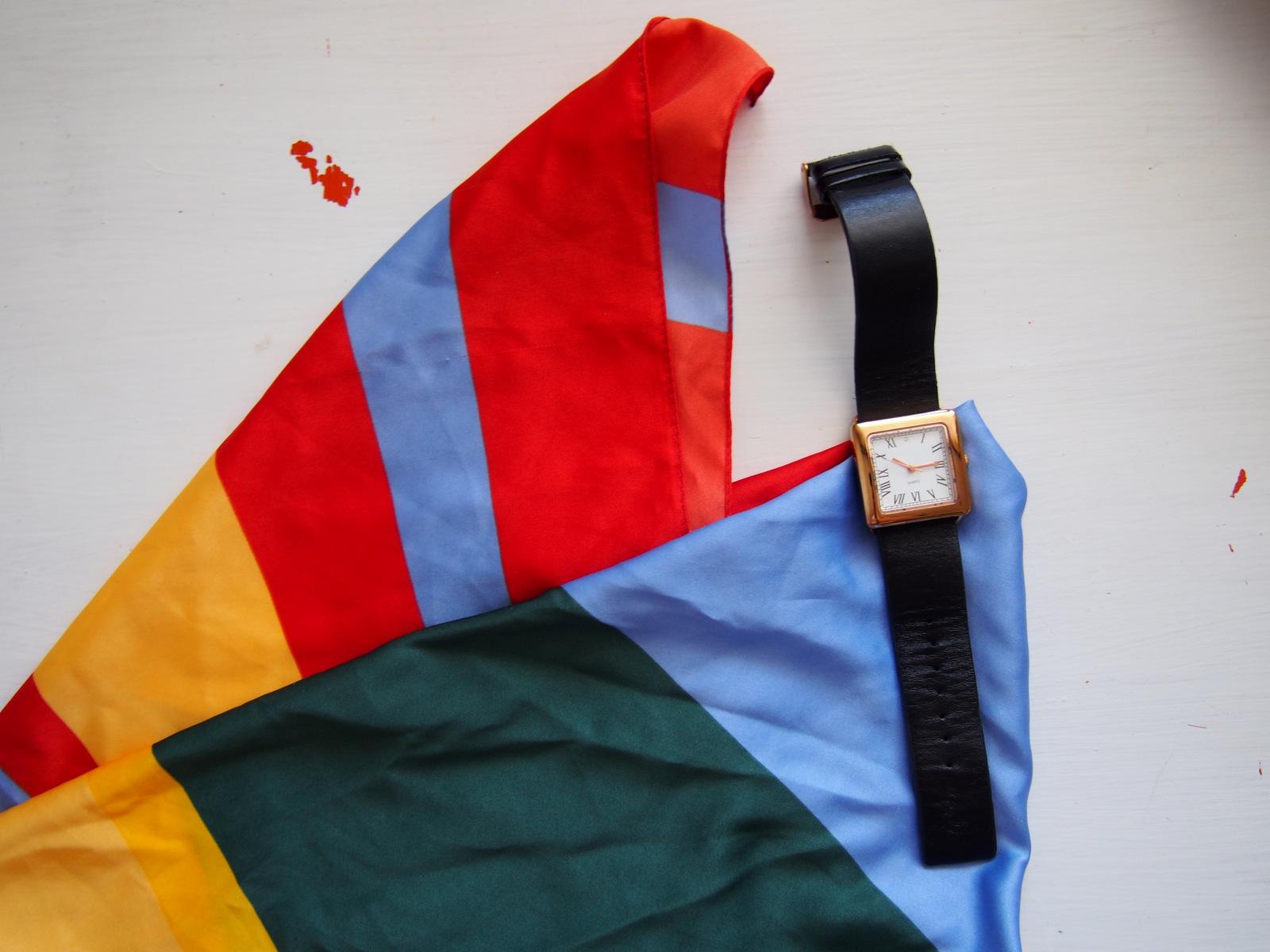 vytvorte si trendy doplnok na leto za pár minút // summer accessories