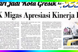 SKK Migas Appreciates PEP Performance