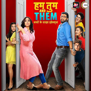 Hum Tum and Them Season 1 Hindi Complete Web Series All Episodes 480p 720p WEBRip