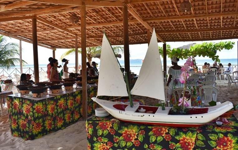 Restaurante Manguezal Ilha de Itaparica