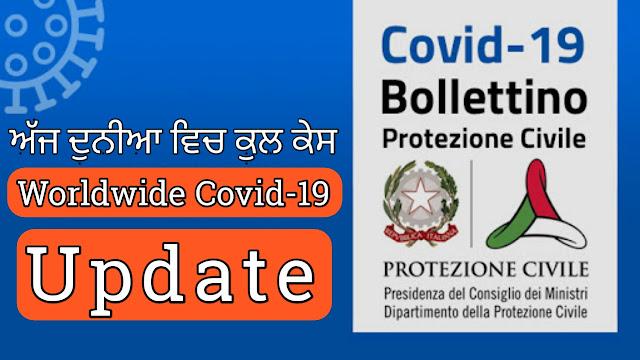 ITALY Update 01/06/2020   International UPDATE