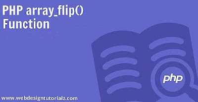 PHP array_flip() Function